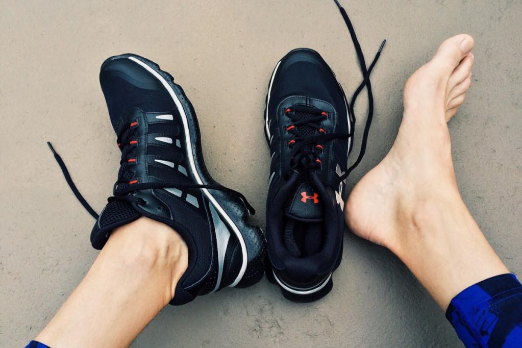 Har man købt et par sko eller støvler, der klemmer, kan man